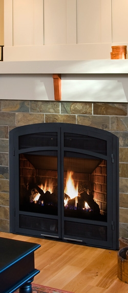 archgard fireplace