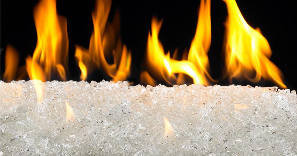 glass fire