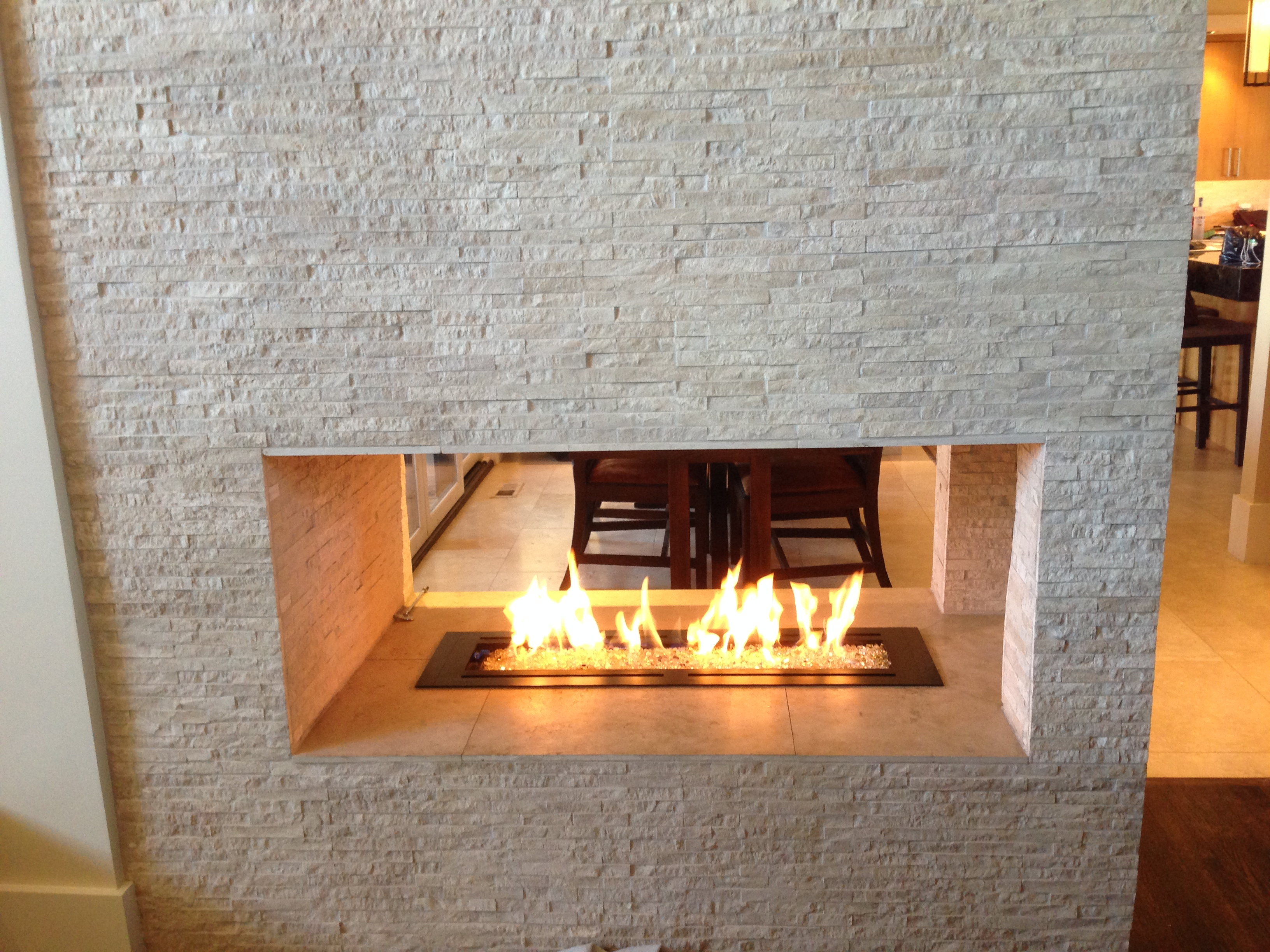 We Do Custom Fireplaces