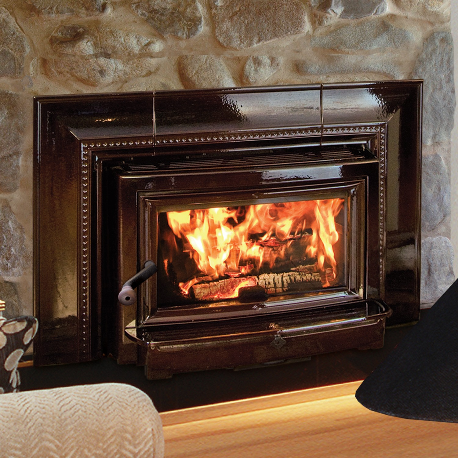 Breathe Life And Warmth Into The Heart Of Your Home With A High Efficiency,  Restoration Quality Mendota Gas Fireplace ...