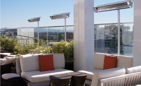 Patio Heaters Colorado Comfort Products Inc